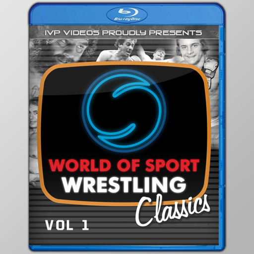 World of Sports V.1 (Blu-Ray with Custom Cover Art)